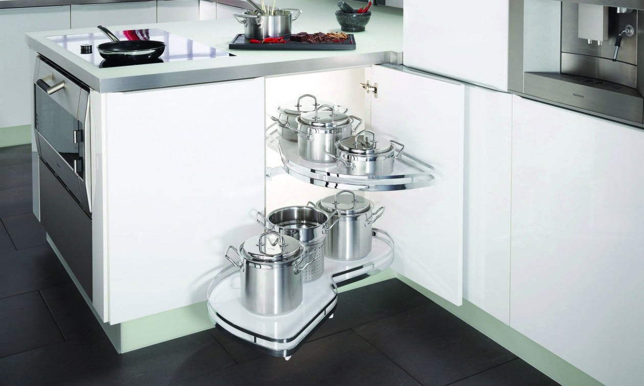 Kitchen Storage at Kitchen Emporium Wigan