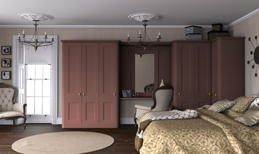 Fitted Bedrooms in Wigan, Warrington, Preston, Lancashire