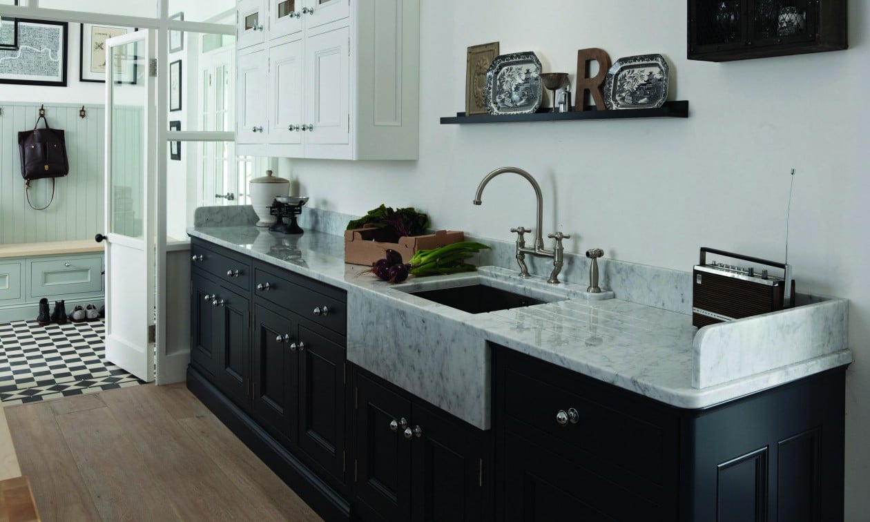 Granite Worktops : Granite Worktops - Bespoke Fitted Kitchens Wigan - Kitchen Emporium