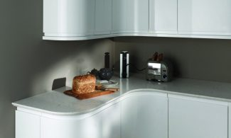 Strata Quartz Worktops at Kitchen Emporium Wigan