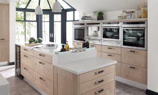 Broadoak Rye Bespoke Fitted Kitchens Wigan