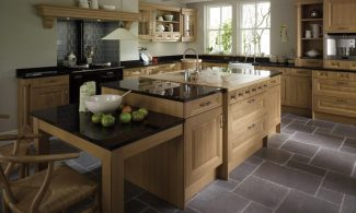 Cornell Oak Bespoke Fitted Kitchens Wigan