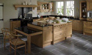 Cornell Oak Bespoke Fitted Kitchens Wigan
