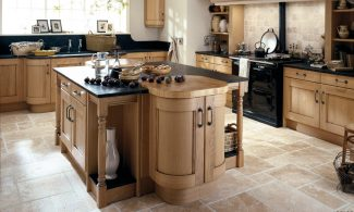 Croft Washed Bespoke Fitted Kitchens Wigan