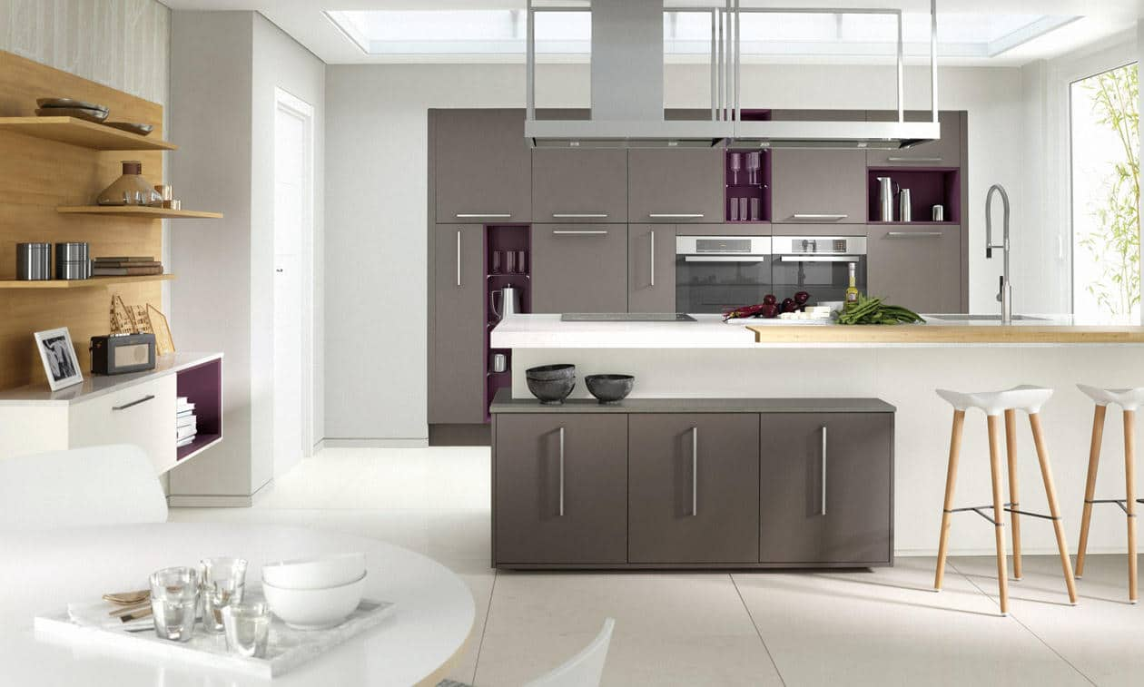 Contemporary Kitchens - Bespoke Fitted Kitchens Wigan