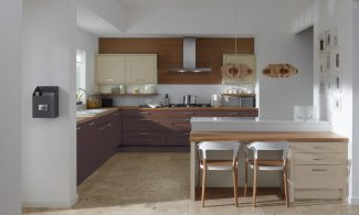 Milbourne Paint to Order Bespoke Fitted Kitchens Wigan