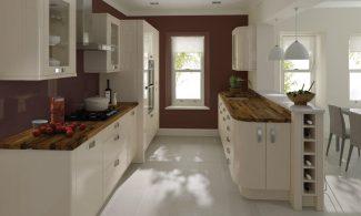 Porter Beige Bespoke Fitted Kitchens Wigan