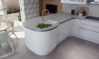Tomba Handleless Bespoke Fitted Kitchens Wigan