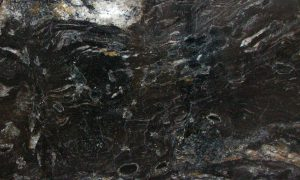 Cosmic Black Granite Worktops