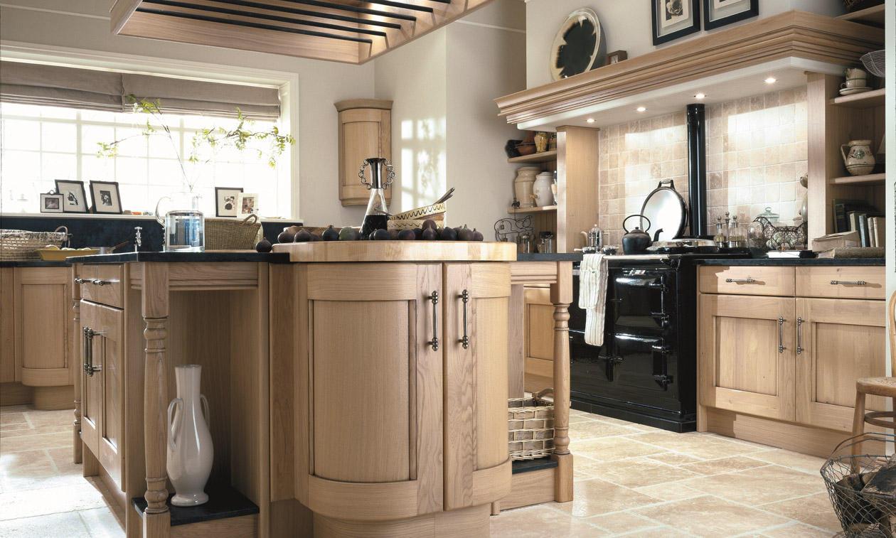 Croft Washed Bespoke Fitted Kitchens Preston
