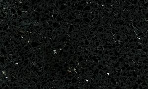 Ebony Strata Quartz Worktops