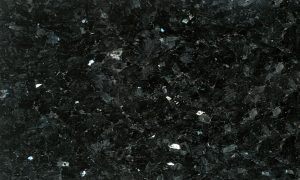 Emerald Black Granite Worktops