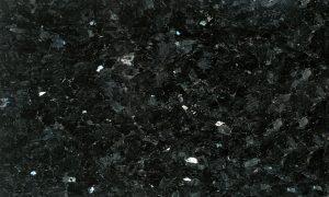 Emerald Black Granite Worktops