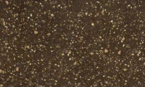 Mocha Granite Hi-Macs Worktop