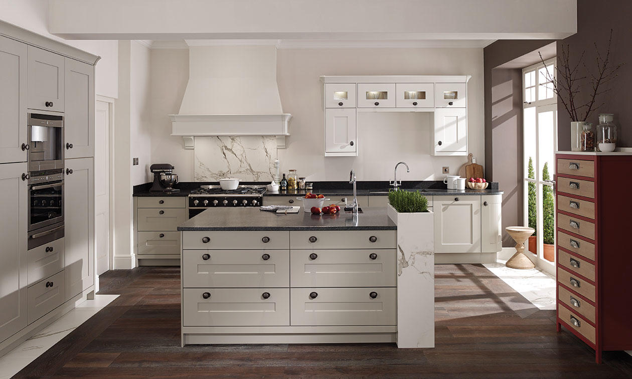 Second Nature Fitzroy Fitted Kitchens