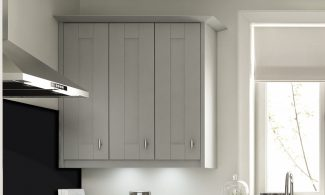 Second Nature Broadoak Partridge Grey Fitted Kitchens