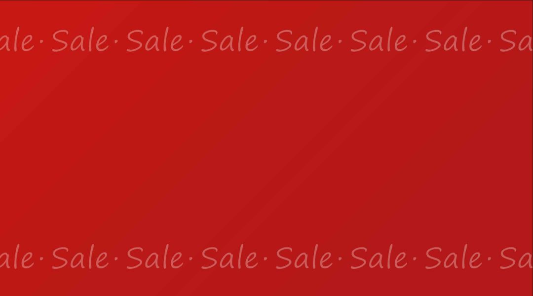 January Sale at Kitchen Emporium