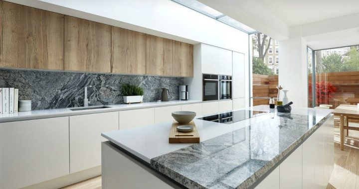 German Style True Handleless Kitchen