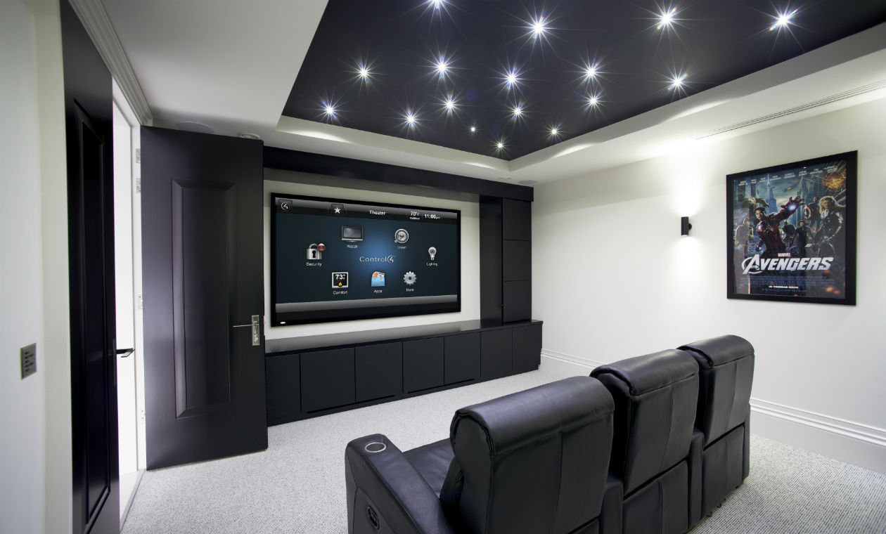 Smart Home Cinema