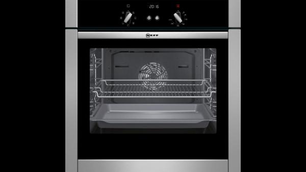 Neff B14M42N5GB Single Oven 1