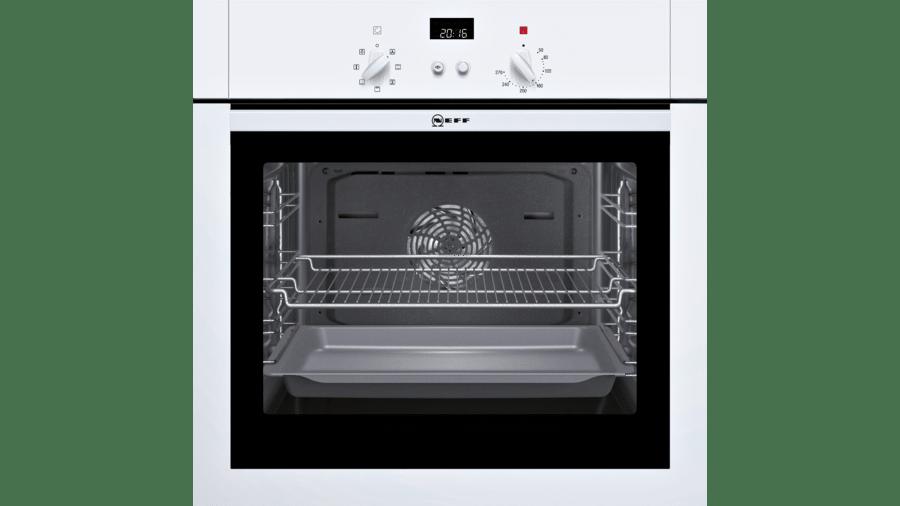 Neff B14M42W5GB Single Oven 1