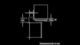 Neff B14M42W5GB Single Oven 6