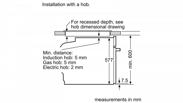 Neff B17CR32N1B Single Oven 8