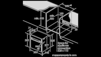 Neff B25CR22N1B Single Oven 7