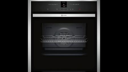 Neff B27CR22N1B Single Oven 1