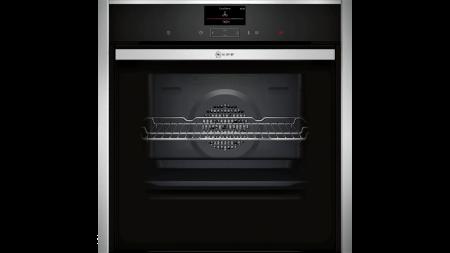 Neff B47CS34N0B Single Oven 1