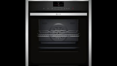 Neff B47VS34N0B Single Oven 1