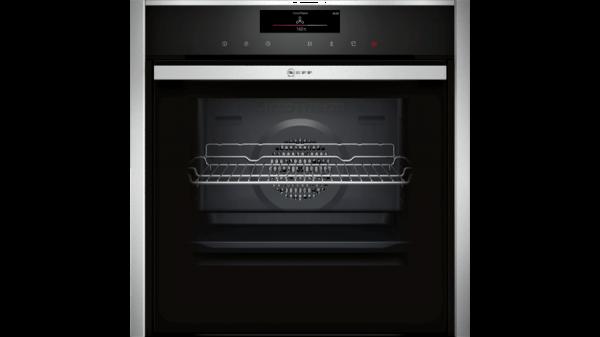 Neff B48FT78N1B Single Oven 1