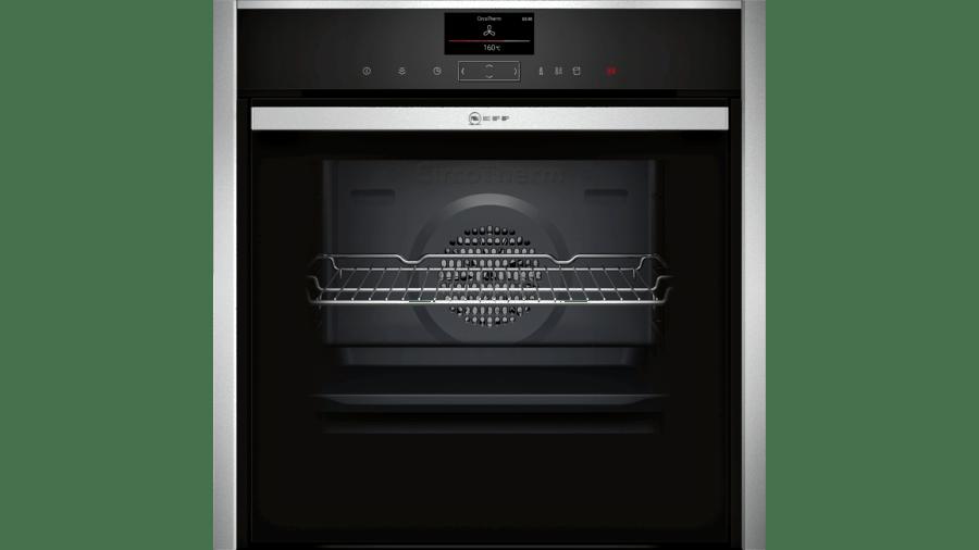 Neff B57VS24N0B Single Oven 1