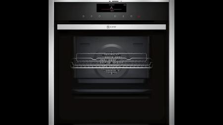Neff B58VT68N0B Single Oven 1