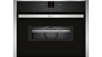 Neff C17MR02N0B Compact Oven with Microwave 1