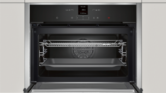Neff C17MR02N0B Compact Oven with Microwave 3