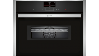 Neff C17MS32N0B Compact Oven with Microwave 1