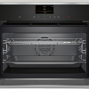 Neff C17MS32N0B Compact Oven with Microwave 2