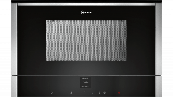 Neff C17WR00N0B Compact Microwave Oven 1