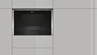 Neff C17WR00N0B Compact Microwave Oven 4
