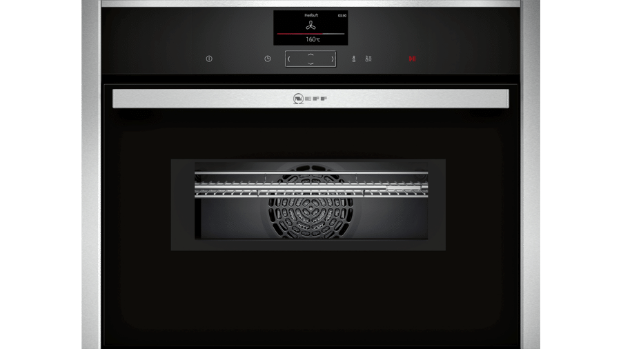 Neff C27MS22N0B Compact Oven with Microwave 1