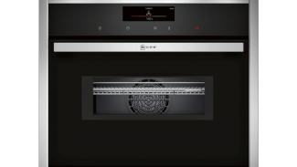 Neff C28MT27N0B Compact Oven with Microwave 1