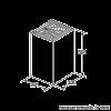 Neff D35KHV2S0B Wall Cube Hood 7