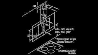 Neff D65IHM1S0B Angled Chimney Hood 6