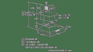 Neff D66SH52N0B Pyramid Chimney Hood 2