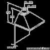 Neff D67B21N0GB Pyramid Chimney Hood 4