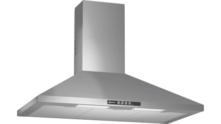 Neff D69B21N0GB Pyramid Chimney Hood 1
