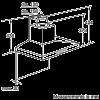 Neff D69SH52N0B Pyramid Chimney Hood 5