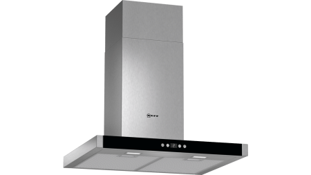 Neff D76MH52N1B Box Chimney Hood 1
