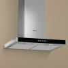 Neff D76MH52N1B Box Chimney Hood 2